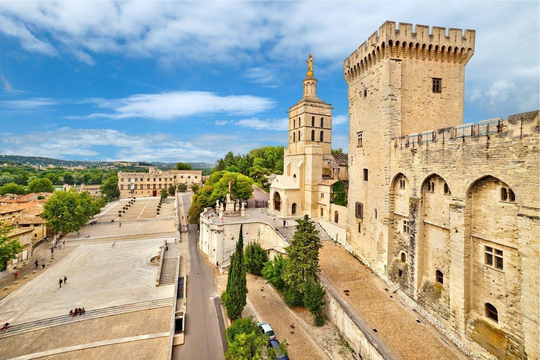 Авиньон, Франция. Avignon, France