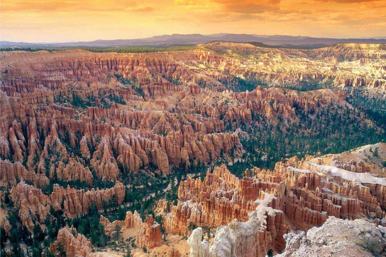 Брайс Каньон. США. Bryce Canyon, USA