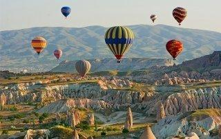 Каппадокия, Турция. Cappadocia, Turkey