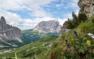 Dolomites Alps