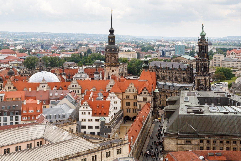 Дрезден, Германия. Dresden, Germany