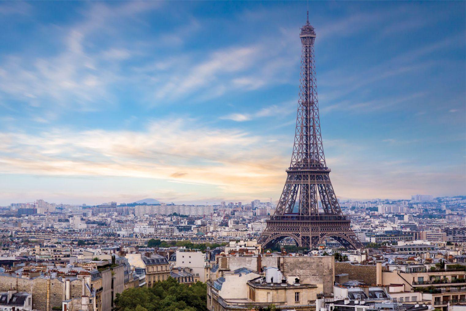 Eiffel Tower. Эйфелева башня, Париж.