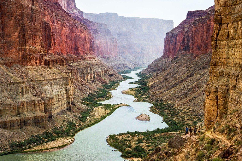 Гранд Каньон, США. Grand Canyon, USA