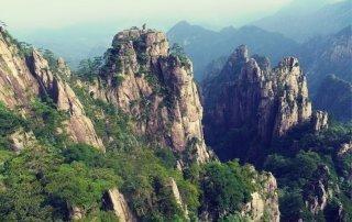 Huangshan. Yellow Mountain