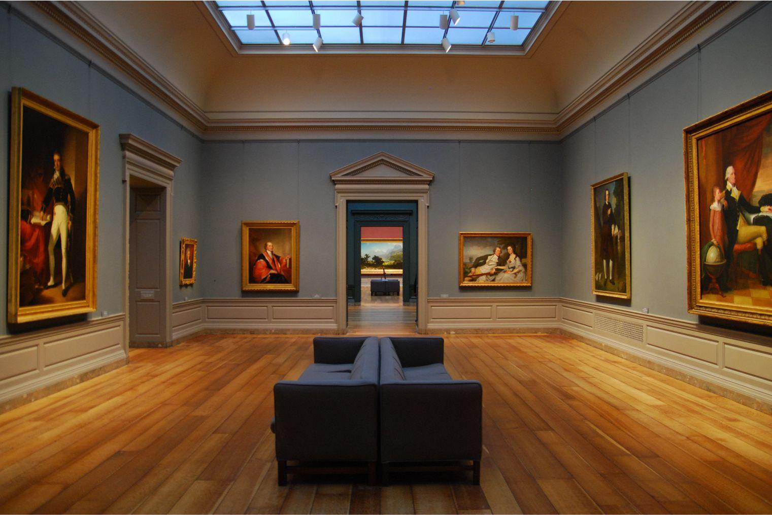 Национальная галерея искусств. Вашингтон. National Gallery of Art, Washington