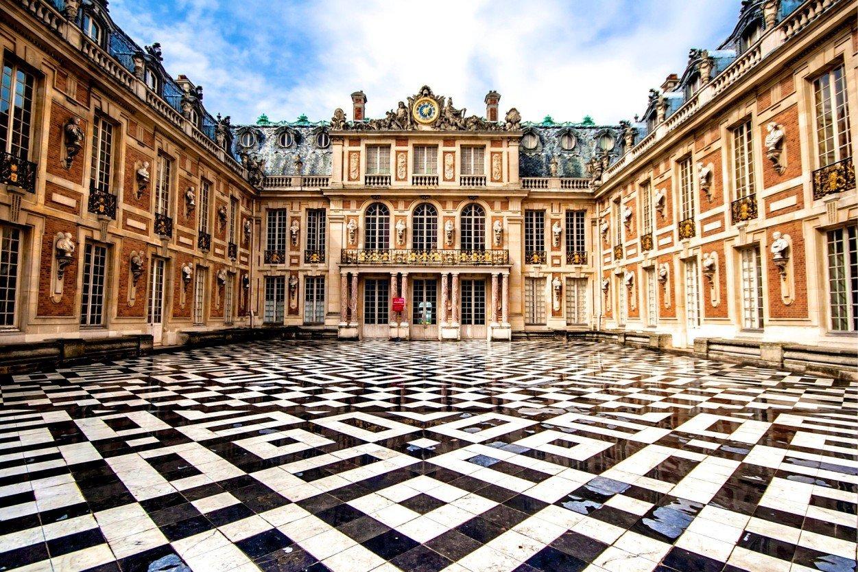 Версальский дворец, Франция. Palace of Versailles, France