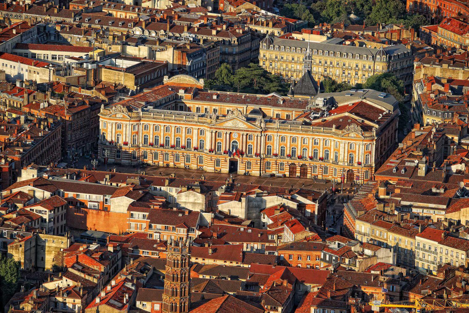 Тулуза, Франция. Toulouse, France
