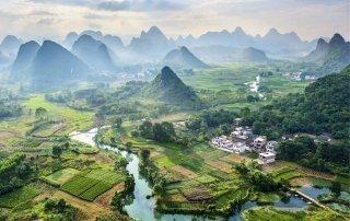 Регион Яншо, Гуйлинь. Yangshuo County, Guilin
