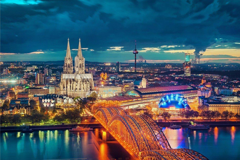 Кельн, Германия. Cologne, Germany