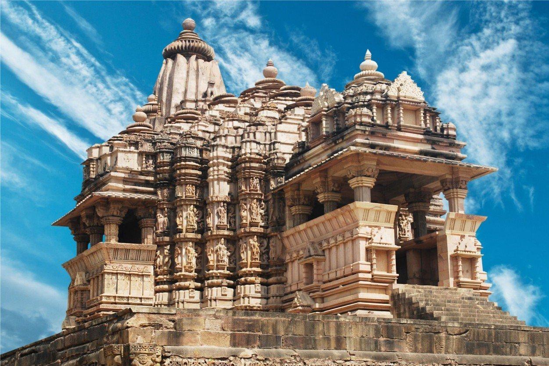 Кхаджурахо, Индия. Khajuraho Group Monuments, India