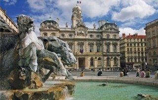 Лион, Франция. Туризм, информация.
