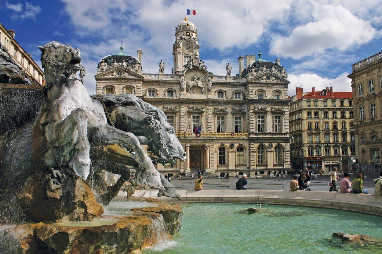 Lyon. Лион, Франция. Туризм, информация.