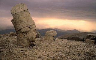 Гора Немрут, Турция. Туризм, информация.