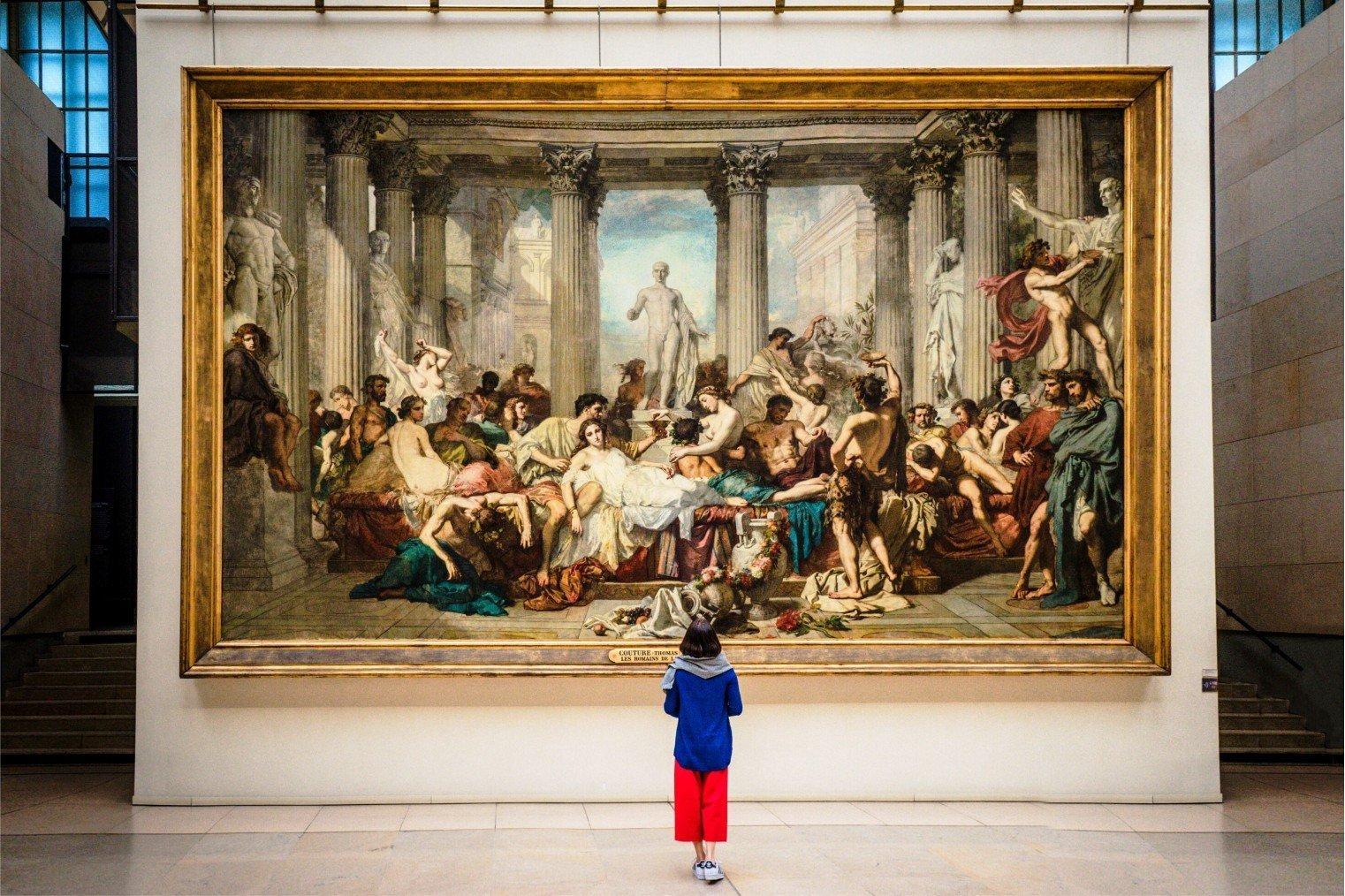 Musee d'Orsay. Музей Орсе, Париж. Туризм, информация о музее.
