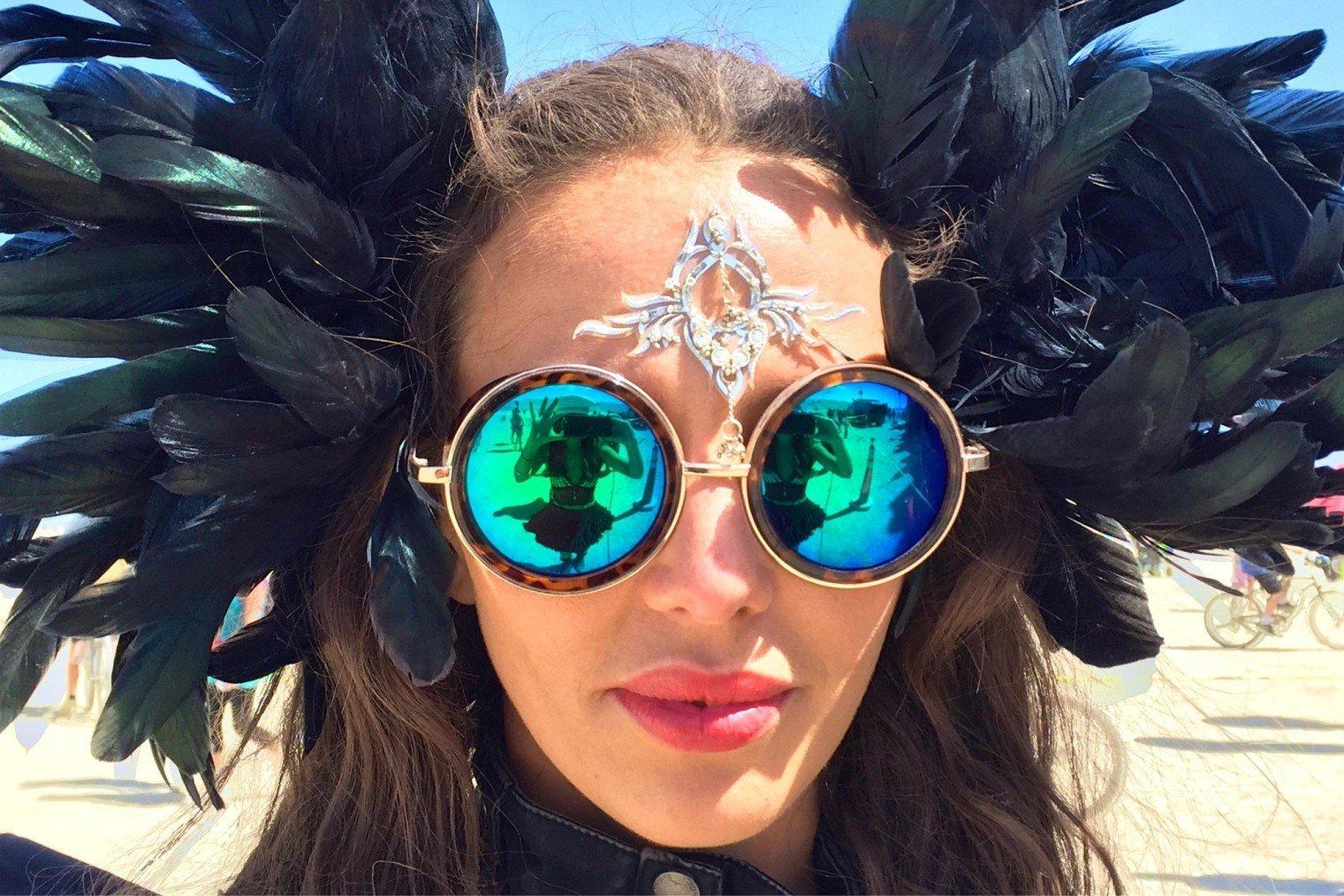 Горящий Человек, США. Burning Man, USA