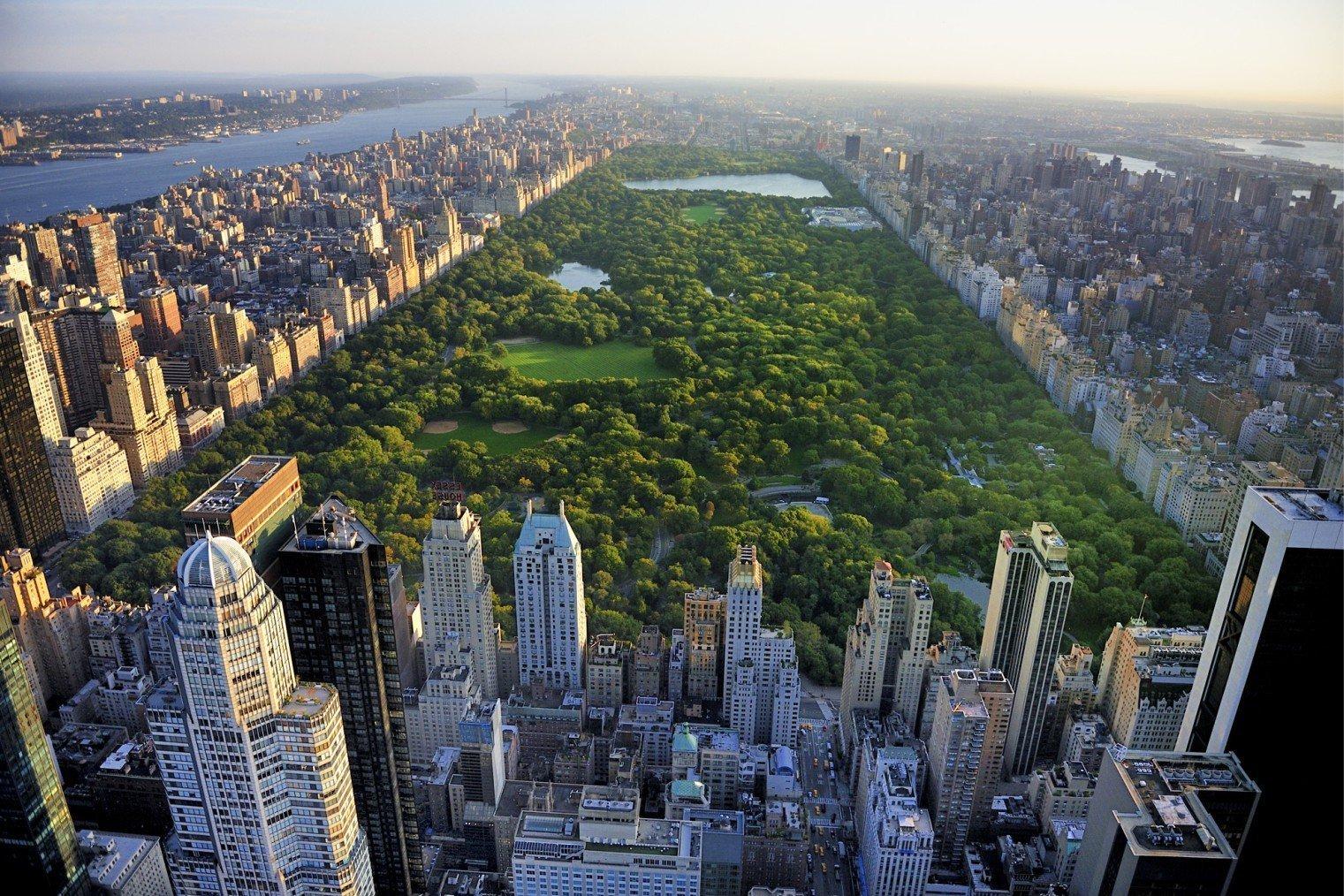 Центральный парк, Нью-Йорк. Central Park, NYC
