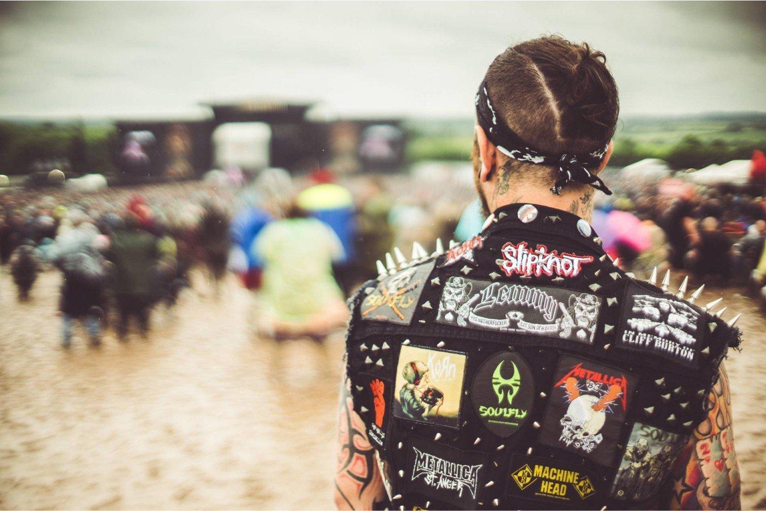 Download Festival, UK — Europe's biggest rock concert.