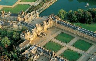 Фонтенбло (дворец), Париж. Fontainebleau, France