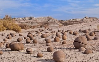"Исчигуаласто, Лунная Долина. Ischigualasto, Argentina (Valle de la Luna ""Valley of the Moon"" или ""Moon Valley"""