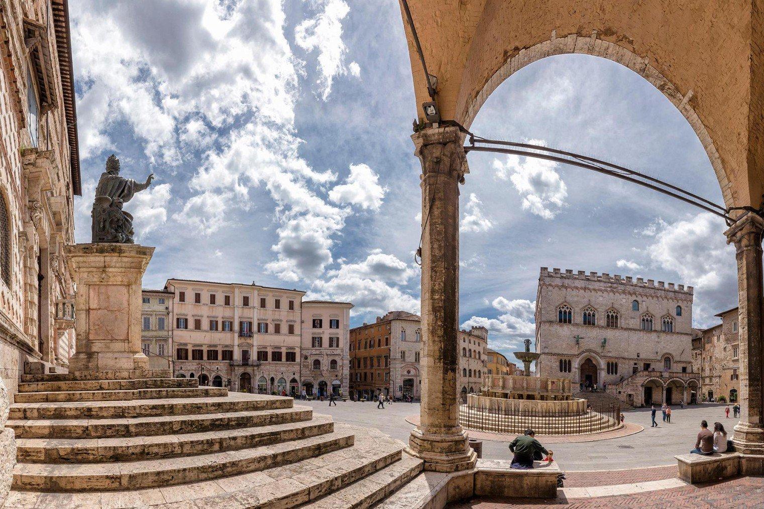 Перуджа. Италия. Туризм, информация. Perugia. Italy