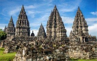 Прамбанан, Индонезия. Prambanan, Indonesia