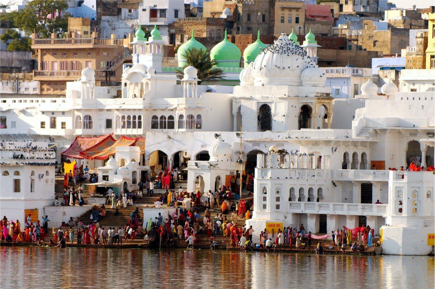 Пушкар, Индия. Pushkar, India