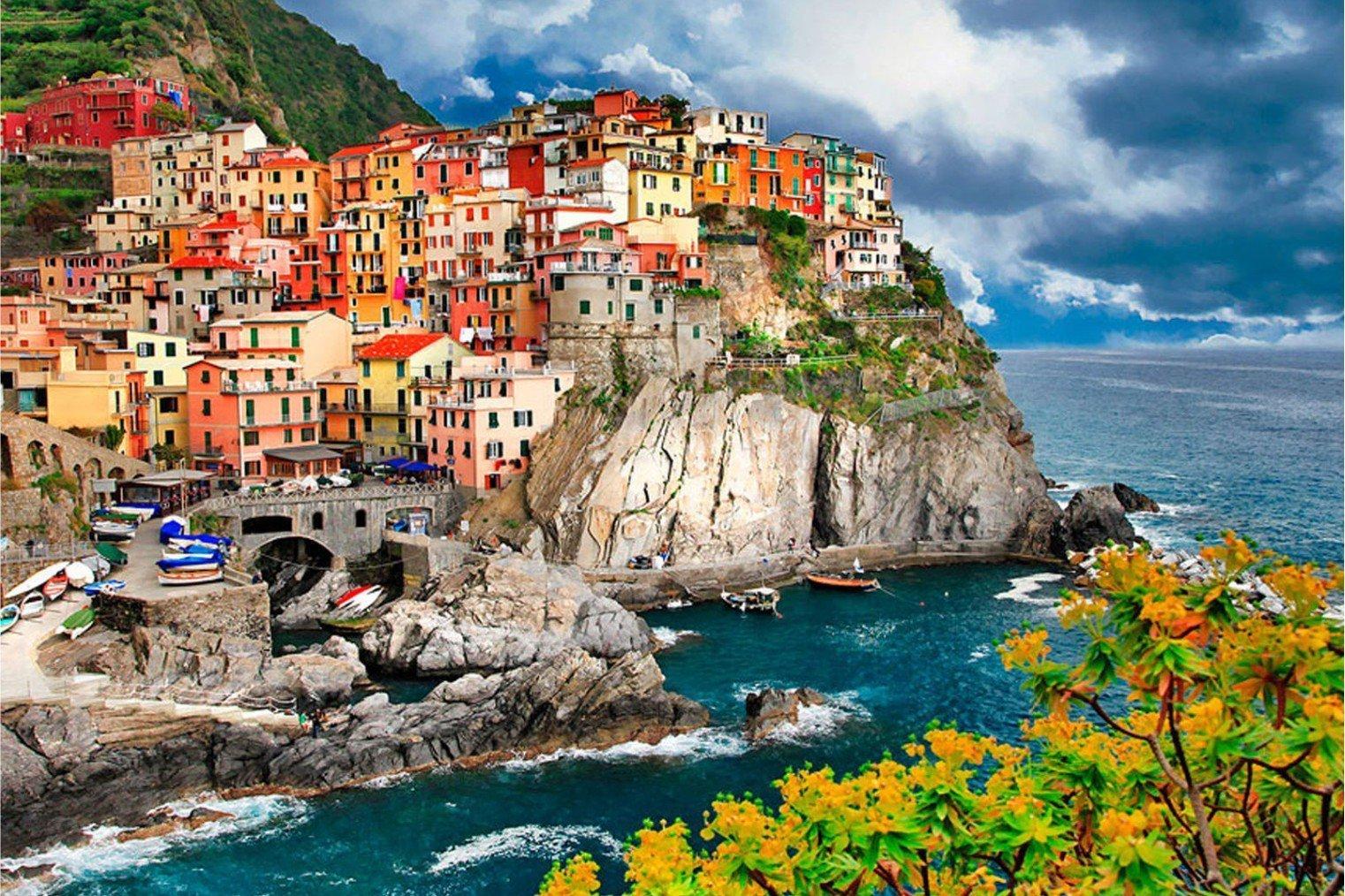 Риомаджоре, Италия. Туризм, информация. Riomaggiore, Italy