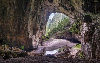 Шондонг (пещера), Вьетнам. Son Doong Cave, Vietnam