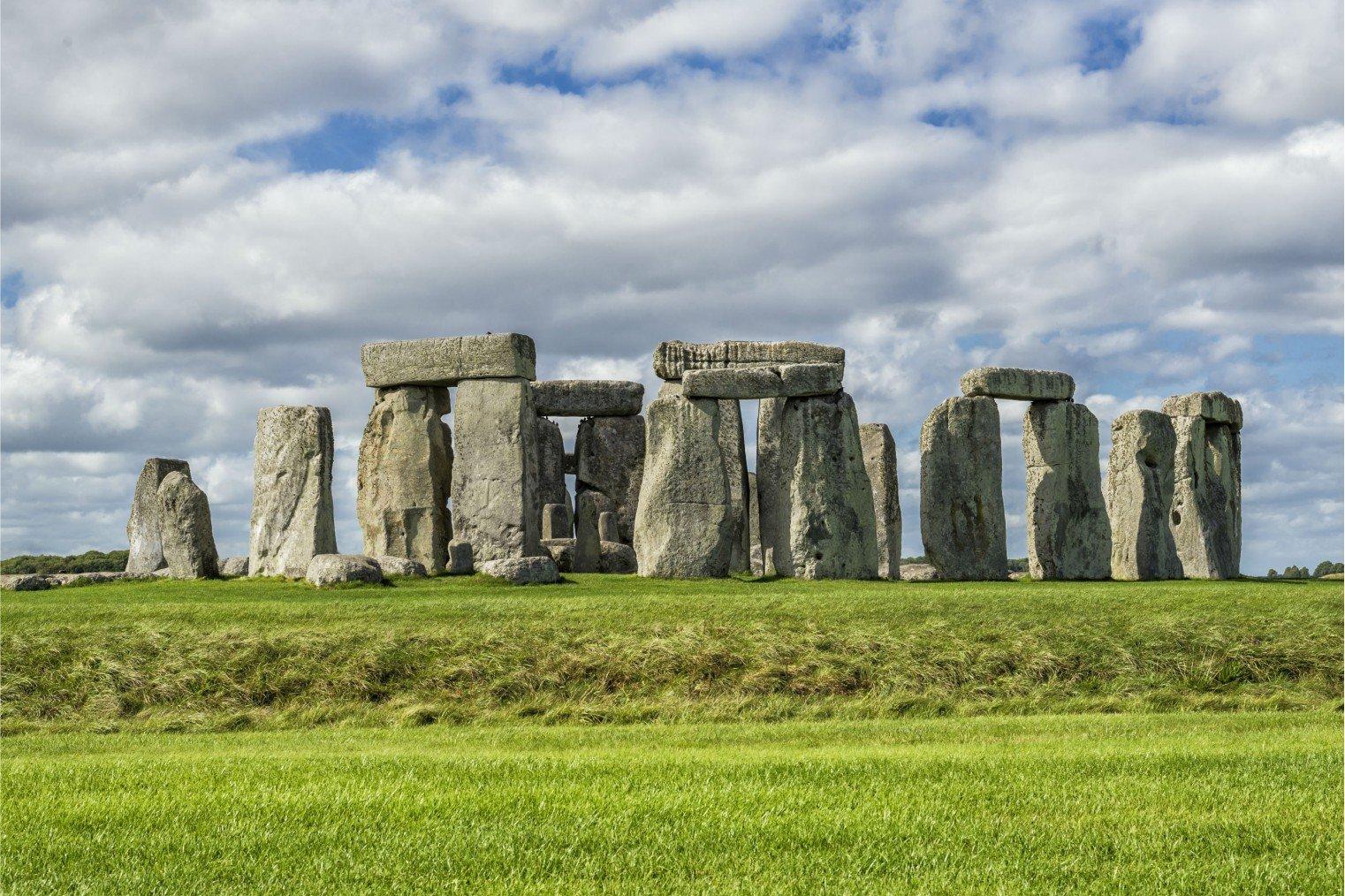 Стоунхендж, Великобритания. Stonehenge, UK