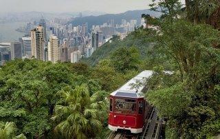 Пик Виктории, Гонконг. Туризм, информация.