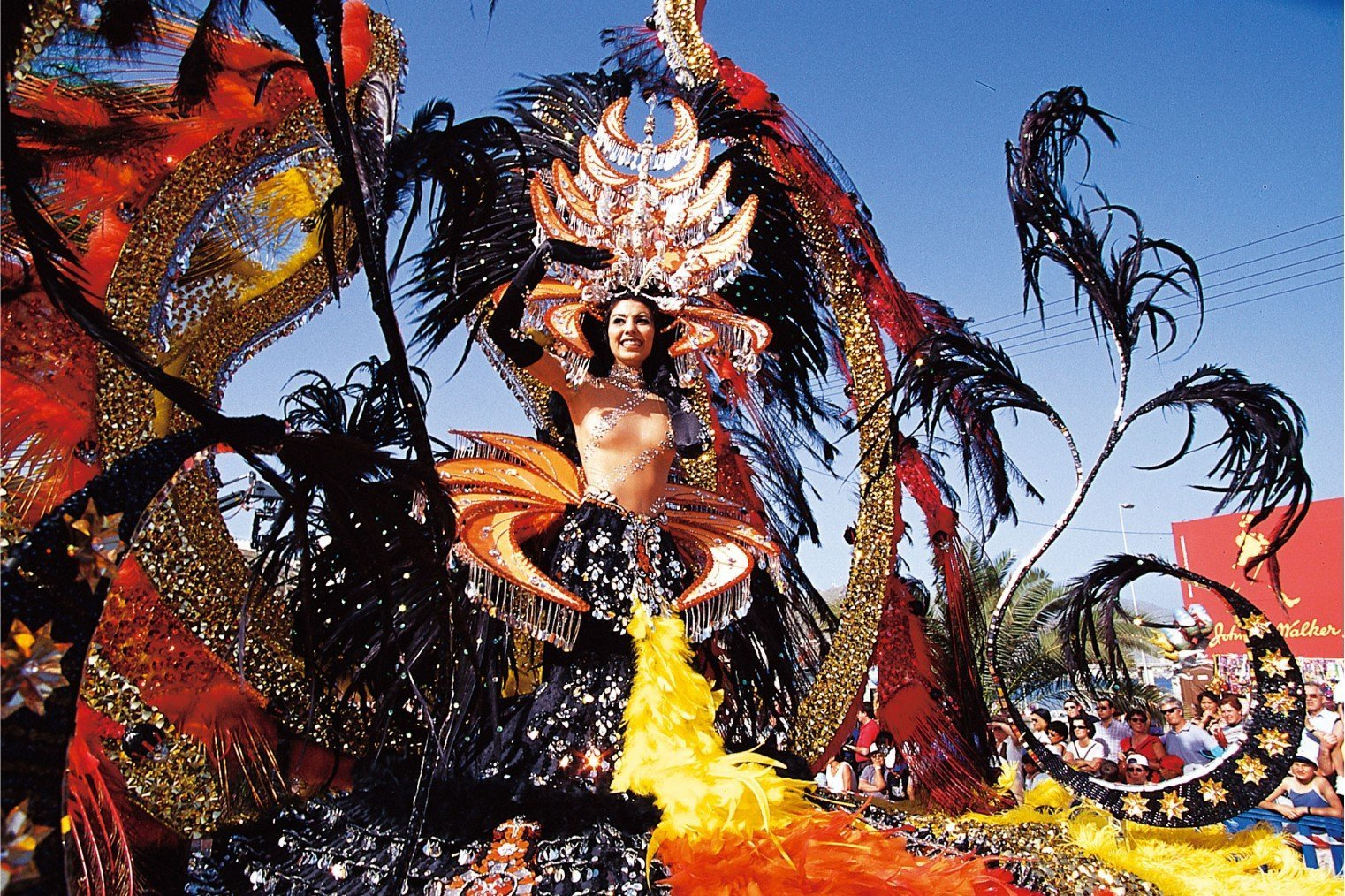 Carnival of Santa Cruz de Tenerife, Spain. Карнавал в Санта Крус де Тенерифе.