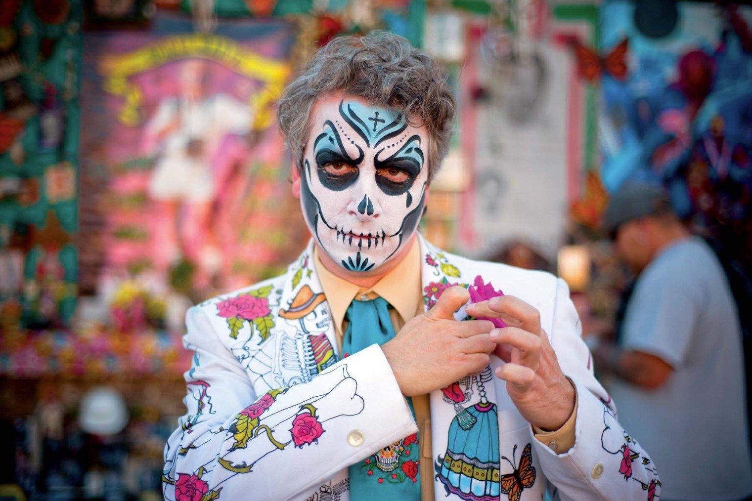Day of the Dead (Día de los Muertos), Mexico. День мертвых, Мехико.