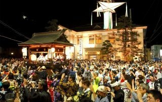 Gujo Odori Dance Festival, Japan.