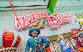 Mardi Gras, New Orleans, USA. Марди Гра, Новый Орлеан.