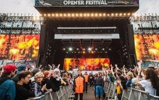 Open'er Festival, Gdynia