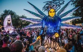 Wilderness Festival, Oxfordshire, UK