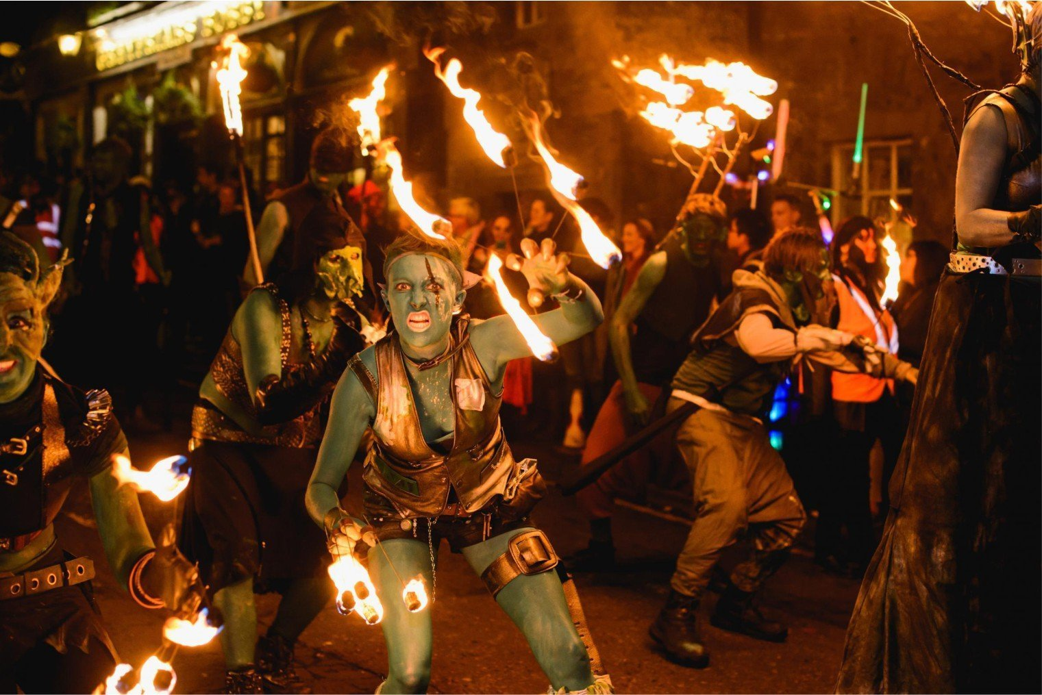 Beltane Fire Festival, Edinburgh. Фестиваль Огня Белтейн