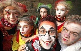 Fringe Festival. Фриндж - Эдинбургский фестиваль искусств.