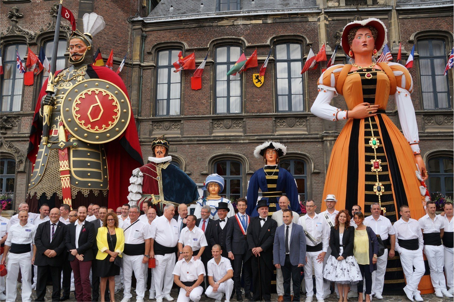 Festival of Giants (Gayant)