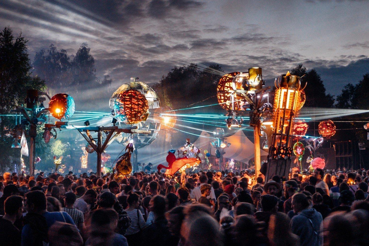 ФУЗИОН Festival, Germany