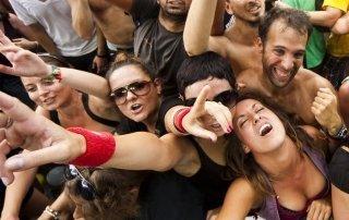 Sonar festival, Barcelona. Фестиваль Сонар, Барселона