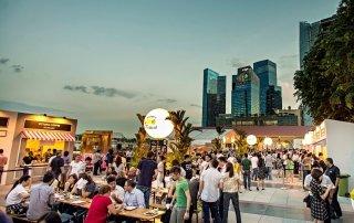 Singapore Food Festival. Фестиваль Еды, Сингапур