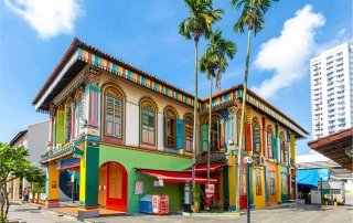 Little India Singapore. Маленькая Индия, Сингапур
