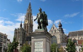 Antwerp. Антверпен