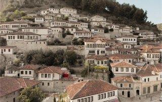 Berat, Albania. Берат, Албания. Туризм. Информация