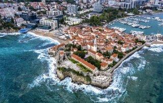 Budva, Montenegro. Будва, Черногория