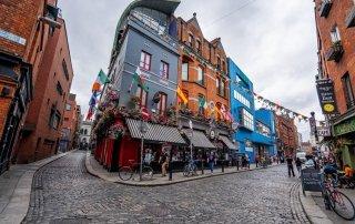 Dublin. Ireland. Дублин, Ирландия