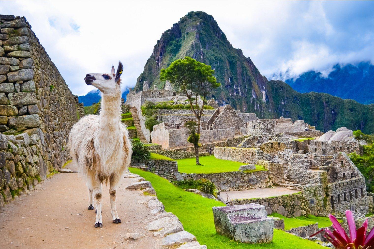 Перу. Туризм. Machu Picchu Peru