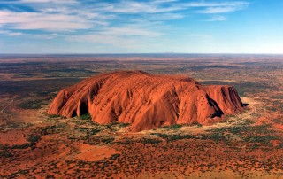 Ayers Rock, Uluru. Travel. Скала Улуру