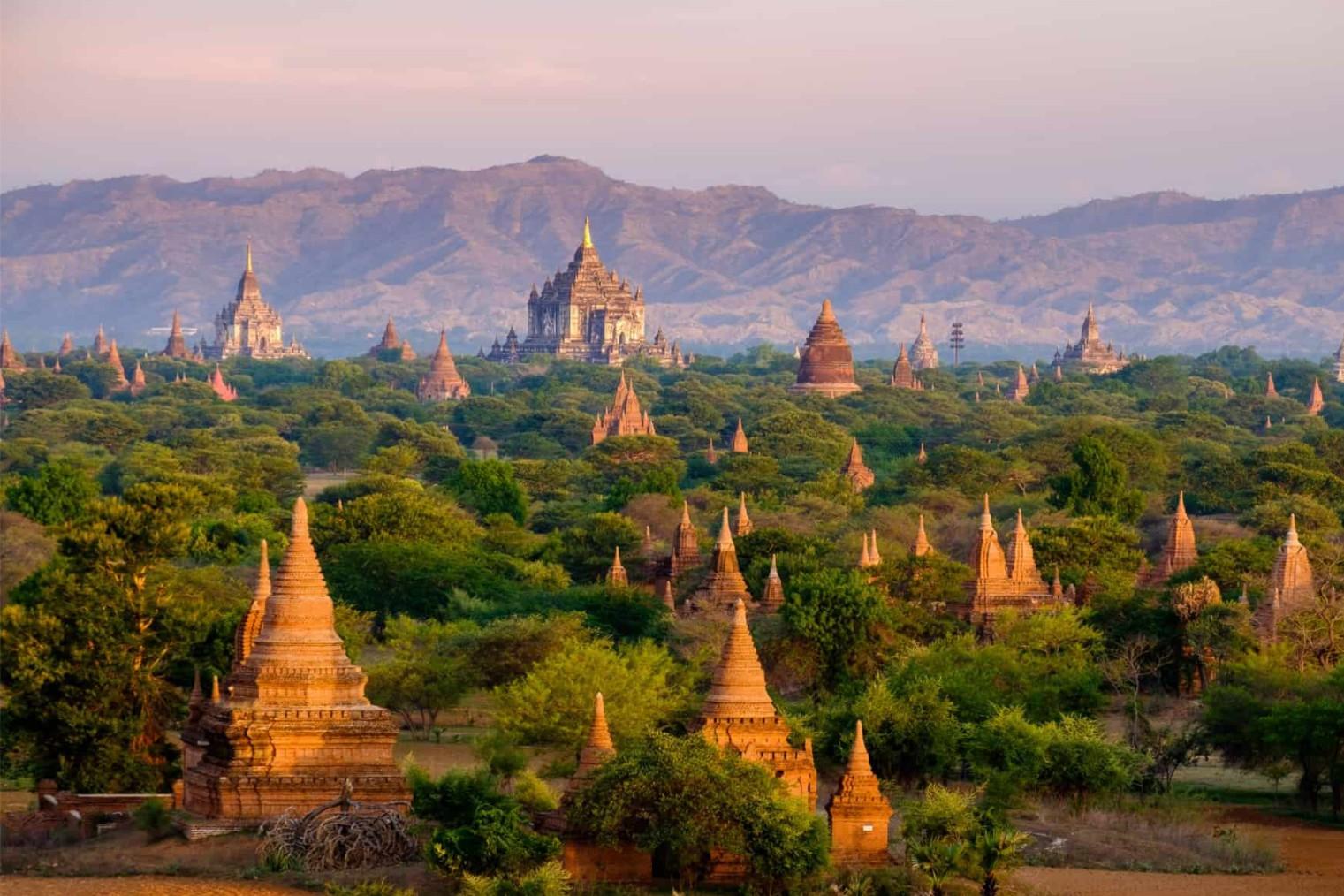 Bagan Myanmar. Travel. Паган. Баган. Туризм